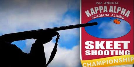 3rd Annual KA Acadiana Alumni Shootout tickets