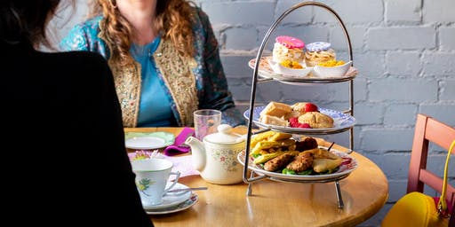 An Indian Afternoon Tea with Anupreet Attridge