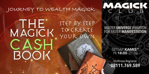 CASH BOOK - MAGICK CLUB