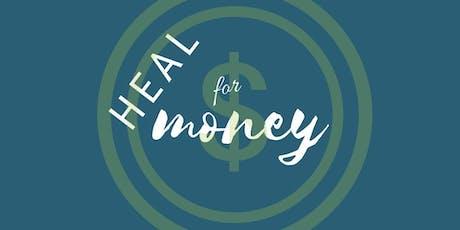 Imersão Heal For Money ingressos