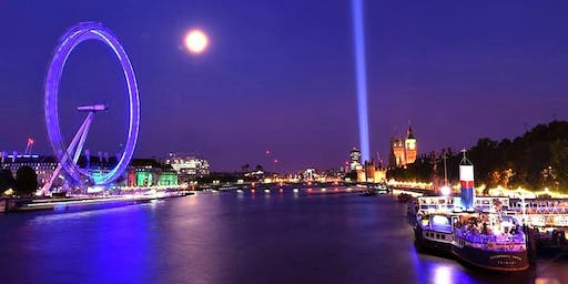 WELCOME SUMMER! BOAT PARTY on the Thames! Tattershall Castle! Welcome Drink, Social & Party!