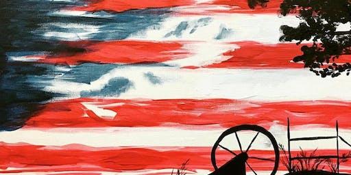 Paint 'N Sip - America- BYOB