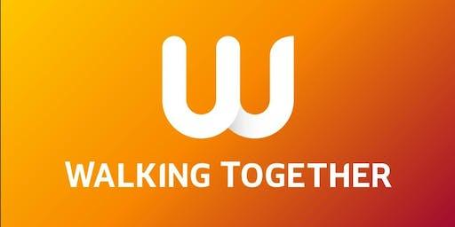 WALKING TOGETHER - Quarta Edição