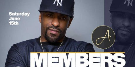 DJ CLUE LIVE POWER 105 I MEMBERS ONLY SATURDAYS tickets