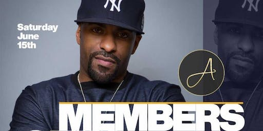 DJ CLUE LIVE POWER 105 I MEMBERS ONLY SATURDAYS