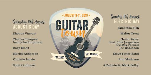 15th Annual Guitar Town