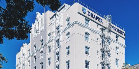 Live Q&A with Draper University Admissions Team tickets