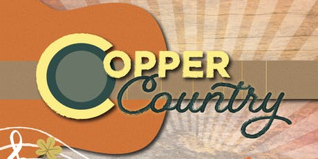 Copper Country VIP tickets