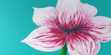 Whimsical Flower Art - 4 week course tickets