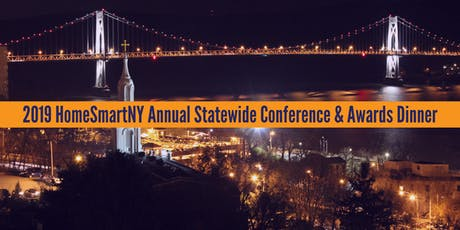 2019 HomeSmartNY Annual Statewide Conference and Awards Dinner tickets