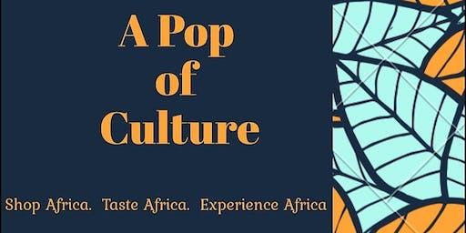 A Pop of Culture