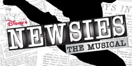 Extra! Extra! Newsies in Carmel tickets