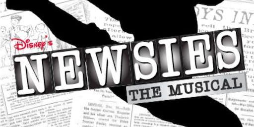 Extra! Extra! Newsies in Carmel