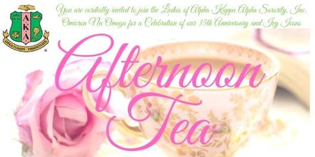 AKA Afternoon Tea with Ivy Icons tickets