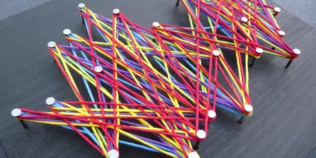 Teen Tuesday: Mini String Art tickets