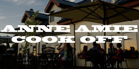2019 Anne Amie Cook-Off tickets