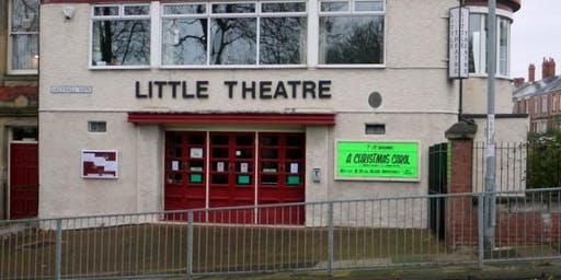 Ghost Hunt - Little Theatre Gateshead