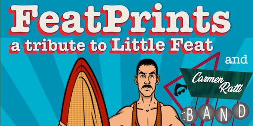 FeatPrints - A Tribute to Little Feat & Carmen Ratti Band feat. Jill Dineen