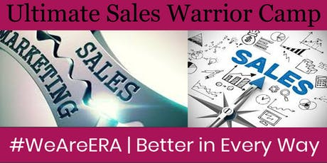Ultimate Sales Warrior Camp ( USWC Batch 2 ) tickets