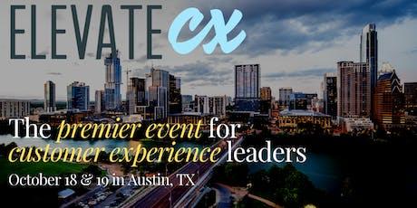 ElevateCX Austin tickets