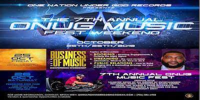 7th Annual ONUG Music Fest