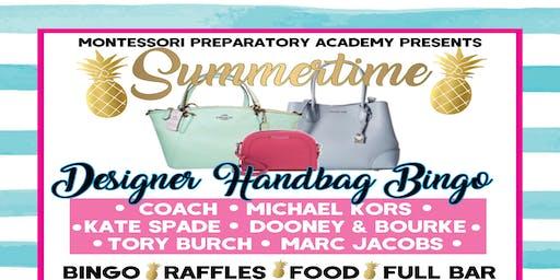 Summertime Designer Handbag BINGO