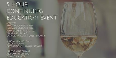 DLV Vision - 5 Hour CE Event - Camarillo, Oxnard, and Ventura Area tickets