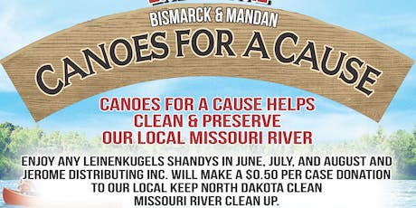 2nd Annual Canoes for a Cause River Float tickets