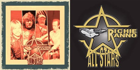 """Pawling Music By The Lake Presents """"The Richie Ranno All Stars"""" tickets"""