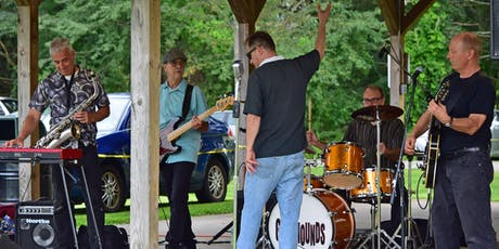 """Pawling Music By The Lake Presents """"The Greyhounds"""" tickets"""