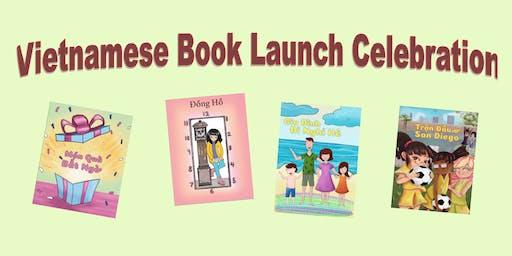 Vietnamese Book Launch Celebration