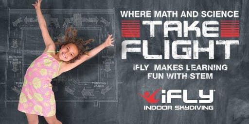 iFLY Naperville Scout Night!
