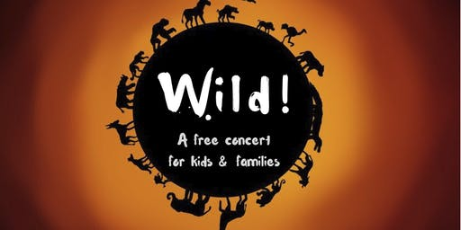 Wild! A Free concert for kids & families of Acton Gardens