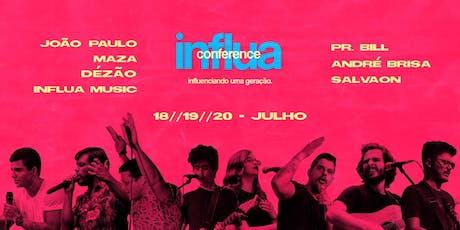 INFLUA Conference ingressos