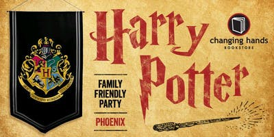Changing Hands Fourth Annual Kids' Harry Potter Party in Phoenix