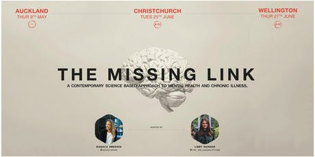 The Missing Link- WELLINGTON tickets