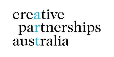 Creative Partnerships Australia | Orange Presentation and Q&A tickets