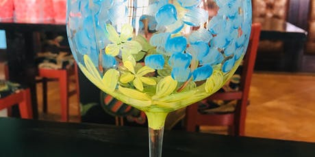 DESIGN YOUR OWN WINE GLASS! tickets