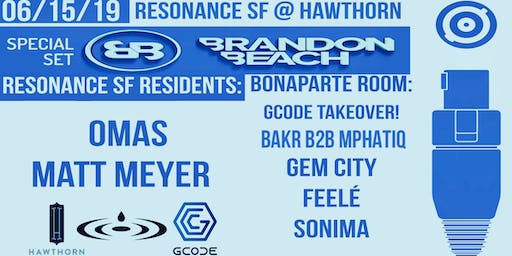 Resonance & Gcode Takeover