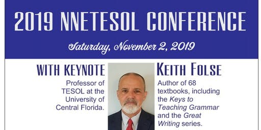 2019 NNETESOL Fall Conference PUBLISHERS/EXHIBITORS