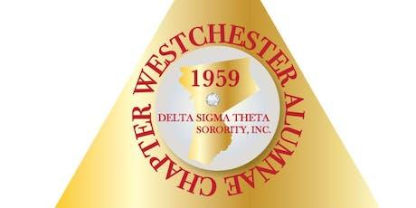 Delta Sigma Theta Sorority, Inc. - Westchester Alumnae Chapter 60th Diamond Anniversary & Community Service Awards Celebration tickets