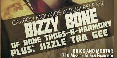 Bizzy Bone Jizzel Tha Gee Live