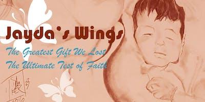 Book Launch Celebration - Jayda's Wings