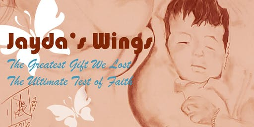 Book Launch Celebration - Jayda's Wings