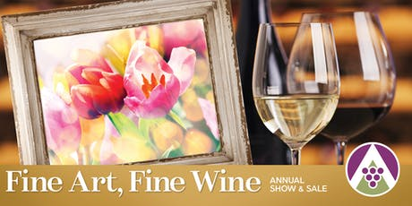 Art, Wine and our Summertime Bazaar tickets