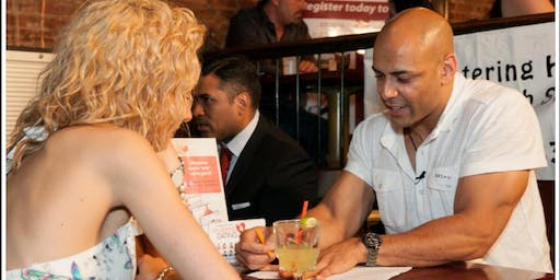 Speed Dating At The Domain for Austin Singles 40-55 (waitlist for women)