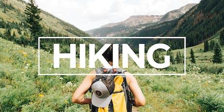 CSUrec: Hiking tickets