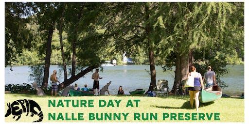 Nature Day at Nalle Bunny Run
