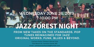 Jazz Forest Night