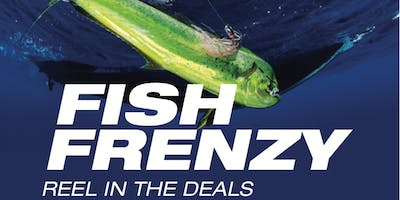 West Marine Riverside Presents Fishing Frenzy